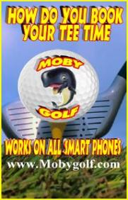Moby Golf - Fastest Way To Book A Tee Time